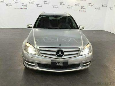 usata Mercedes C220 SW cdi BE Avantgarde c/bixeno rif. 11978037