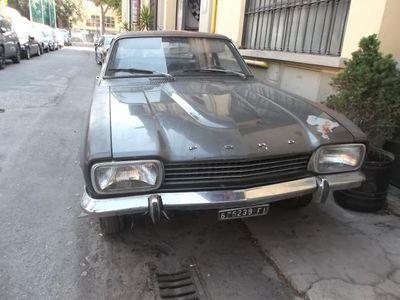 used Ford Capri unico proprietario