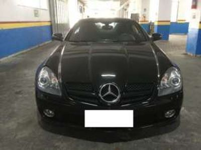 usata Mercedes SLK200 Kompressor Sport Automatic AMG PREMIUM RESTYLING Benzina