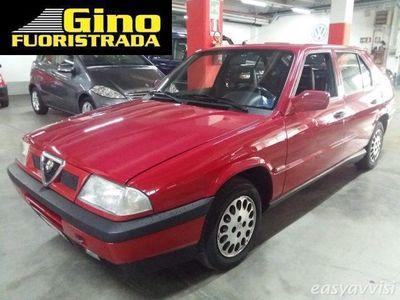 gebraucht Alfa Romeo 33 1.3 IE cat IMOLA C.LEGA PELLE ORIGINALE rif. 9944301
