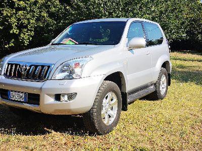 usado Toyota Land Cruiser 3.0 Executive 3p