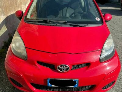 usata Toyota Aygo Diesel