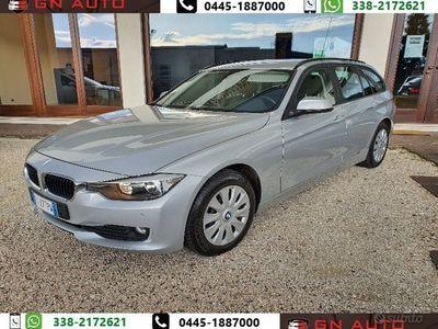usata BMW 318 d automatica unico proprietario - 2014
