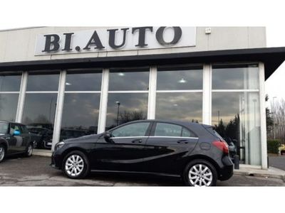 gebraucht Mercedes A200 d Automatic Business - Sport