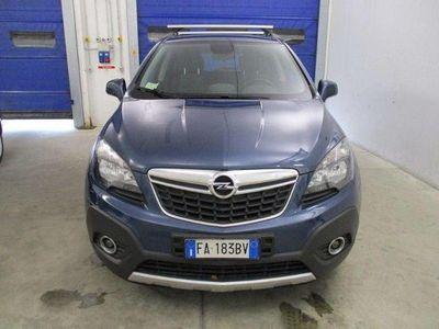 gebraucht Opel Mokka 1.4T Ego 140cv Start&Stop 4x4 MT6
