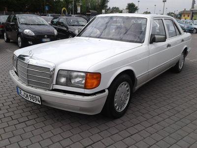 usata Mercedes S260 SE 260 TETTO APRIBILE CLIMA ANNI 90