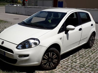 usata Fiat Punto Street natural easy Power a metano 2015