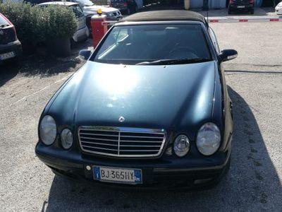 brugt Mercedes CLK200 Kompressor cat Cabrio Avantgarde
