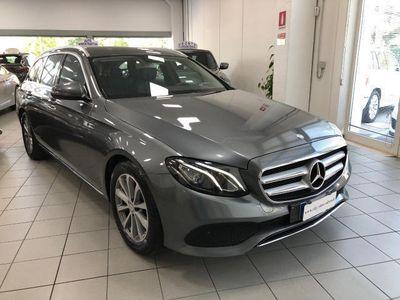 used Mercedes E220 S.W. Auto Exclusive