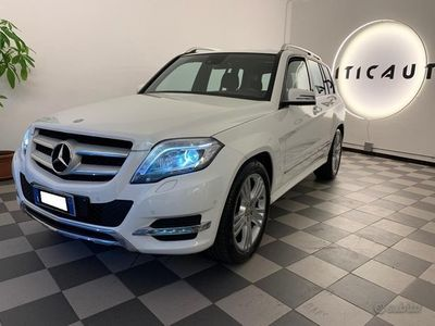 usata Mercedes GLK220 CDI 4Matic Sport Full Edition