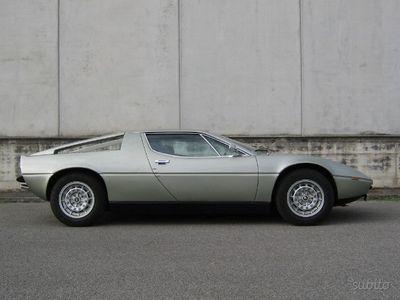usata Maserati Merak 2000 gt - 1980
