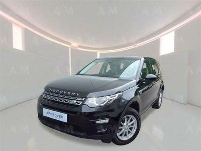 używany Land Rover Discovery Sport 2.0 TD4 150 CV Pure