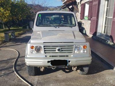 used Suzuki Samurai - 2002