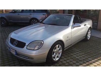 """usata Mercedes SLK200 ClasseCat Kompressor """"interno Pelle Bicolore"""" Usato"""