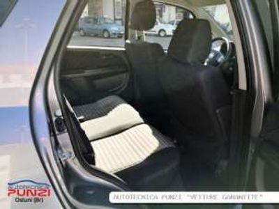 usata Fiat Sedici Suv Diesel
