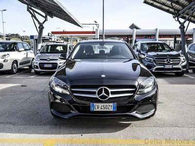 usata Mercedes C220 (W/S205) BlueTEC Automatic Executive