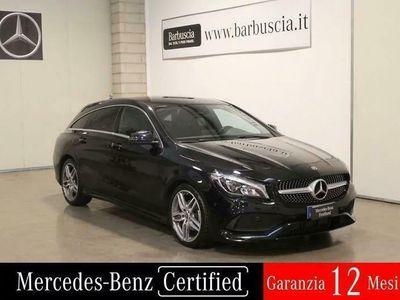 usata Mercedes 200 CLA Classe (C117)d S.W. 4Matic Automatic Premium