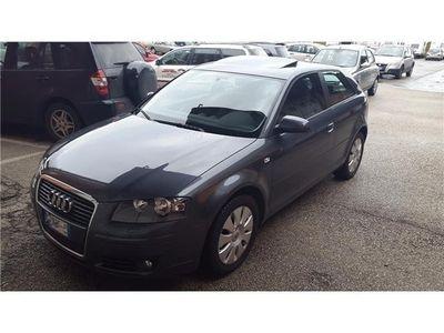 gebraucht Audi A3 usata del 2007 a Pomezia, Roma, Km 105.000