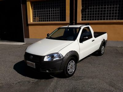 usata Fiat Strada 1.3 MJT 95CV Pick-up DC Working - KM. 72.000