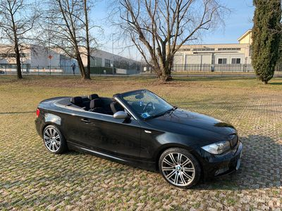 usata BMW 120 Cabriolet d m sport