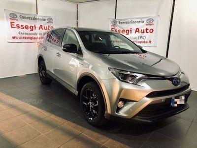 usado Toyota RAV4 Hybrid 2WD Dynamic del 2018 usata a Albano Vercellese