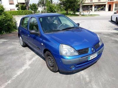 usata Renault Clio 1.5 dCi 65CV cat 5 porte Fairway Uniproprietario