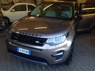 gebraucht Land Rover Discovery Sport 2.2 SD4 SE