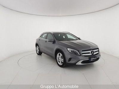 usata Mercedes 200 GLA GLA-X156 2014d (cdi) Sport auto