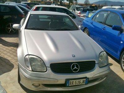 usata Mercedes SLK200 Classe SLK (R170)cat Kompressor Evo