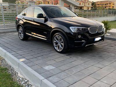 second-hand BMW X4 2.0 xdrive 190cv full con GARANZIA