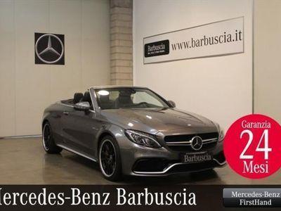 gebraucht Mercedes C63 AMG AMG Cabrio S