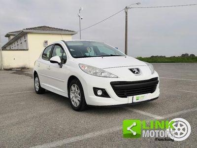 usata Peugeot 207 Plus 1.4 8V 75 CV 5P. ECO GPL