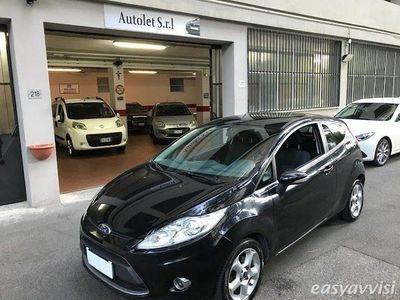 used Ford Fiesta 1.2 82cv 3 porte titanium benzina