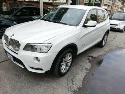 usata BMW X3 xDrive30dA 258CV