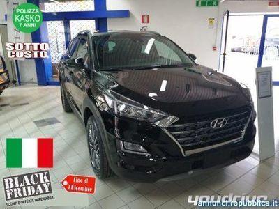 usata Hyundai Tucson 1.6 CRDi 136CV XPrime km0