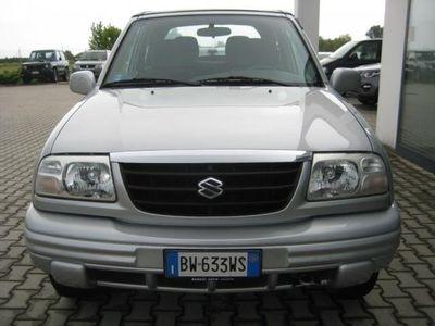 usata Suzuki Grand Vitara Vitara 1.6i 16v Cat 3 Porte Cabriolet Usato
