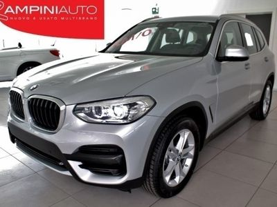 usata BMW X3 xDrive20d Automatica KM Zero MAXI SCONTO!