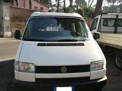used VW T4 Camper Carthago