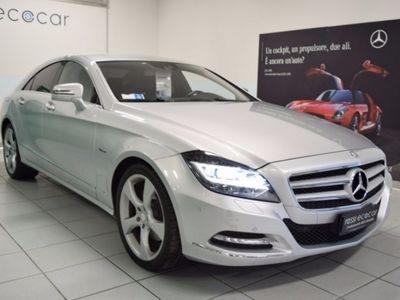 usata Mercedes CLS350 CDI BlueEFFICIENCY rif. 7334430
