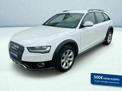 usata Audi A4 Allroad A4 2.0 tdi Business 177cv s-tronic