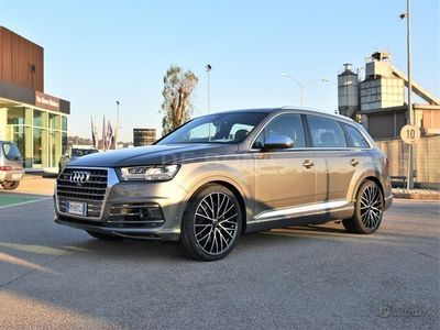 usata Audi SQ7 4.0 V8 tdi Business Plus quattro tiptroni