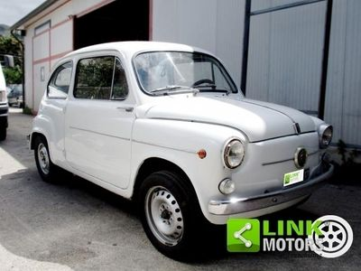 used Fiat 600D portiere a vento (1960)