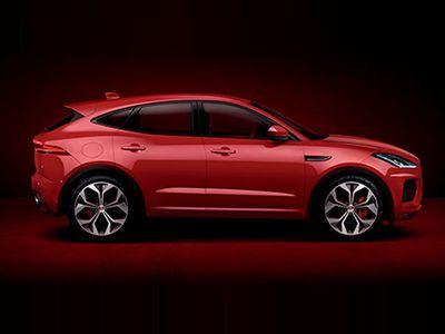 gebraucht Jaguar E-Pace 2.0 AWD aut. HSE