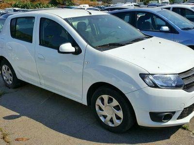 usata Dacia Sandero 2ª serie - 2014