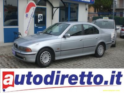 usata BMW 523 serie 5 i 24v cat automatic