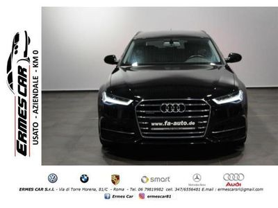 usata Audi A6 Avant 2.0 TDI 190 CV quattro S tronic-S-LINE-LED