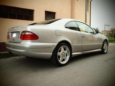 usata Mercedes CLK430 AMG Ventennale