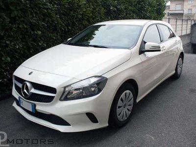 usata Mercedes A160 d Automatic Executive CAR PLAY IDONEA NEOPATENTATI