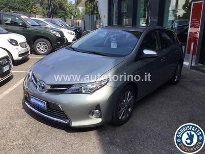 usata Toyota Auris AURIS1.8 hybrid Lounge 5p