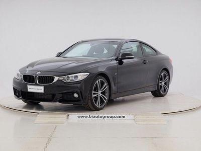 brugt BMW 420 d Coupé Msport